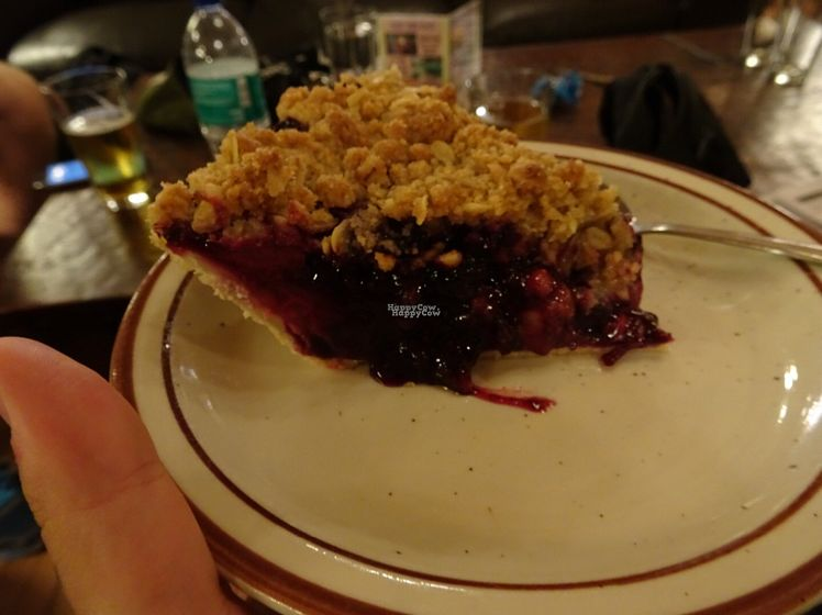 """Photo of Cafe at The Yosemite Bug  by <a href=""""/members/profile/RiaMcmahon"""">RiaMcmahon</a> <br/>berry pie  <br/> September 8, 2016  - <a href='/contact/abuse/image/37043/174230'>Report</a>"""