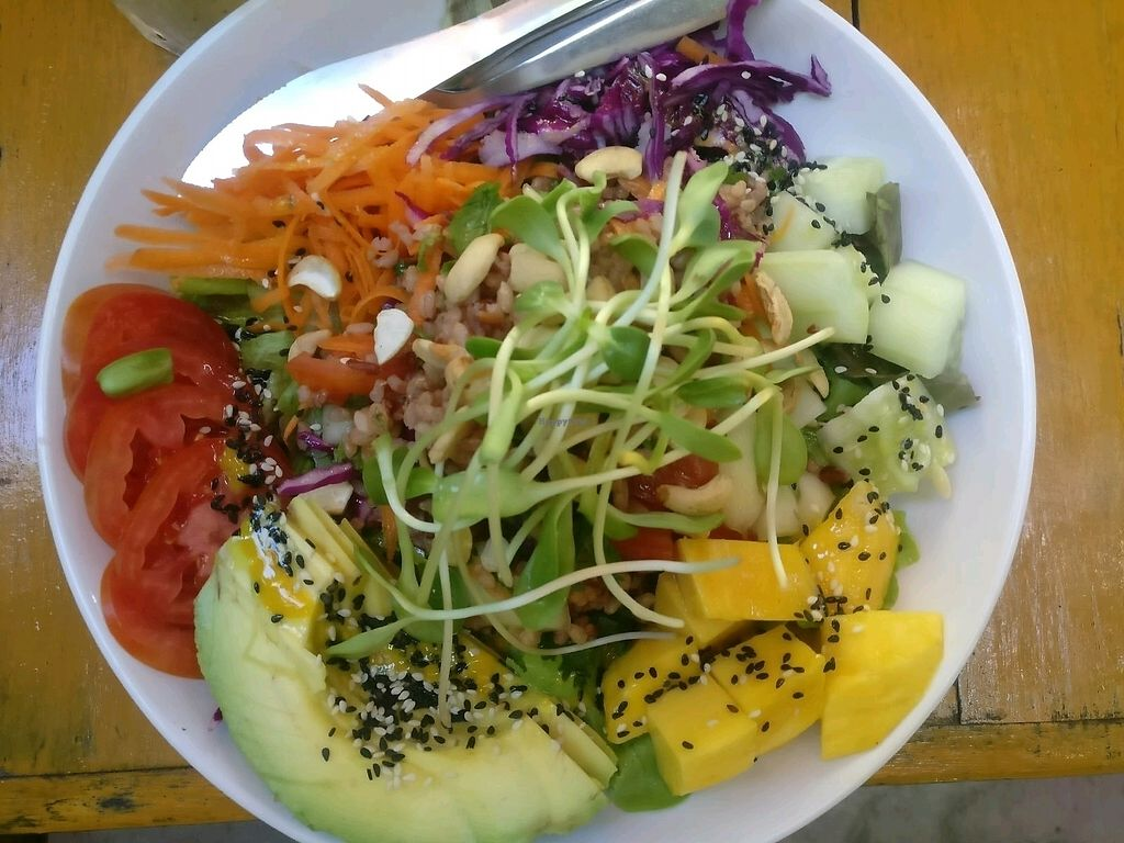"Photo of Om Garden Cafe  by <a href=""/members/profile/nick4554"">nick4554</a> <br/>buddha bowl <br/> September 28, 2017  - <a href='/contact/abuse/image/37078/309309'>Report</a>"
