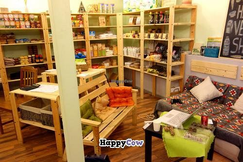 """Photo of Happy Vegan Shop  by <a href=""""/members/profile/Gudrun"""">Gudrun</a> <br/>Happy Vegan Shop <br/> July 19, 2013  - <a href='/contact/abuse/image/37080/51545'>Report</a>"""