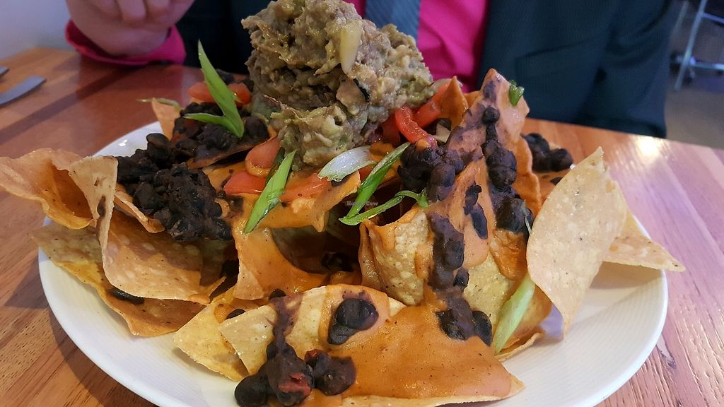 """Photo of Pura Vida by Brandt  by <a href=""""/members/profile/Tots"""">Tots</a> <br/>Vegan nachos <br/> December 20, 2017  - <a href='/contact/abuse/image/37095/337555'>Report</a>"""