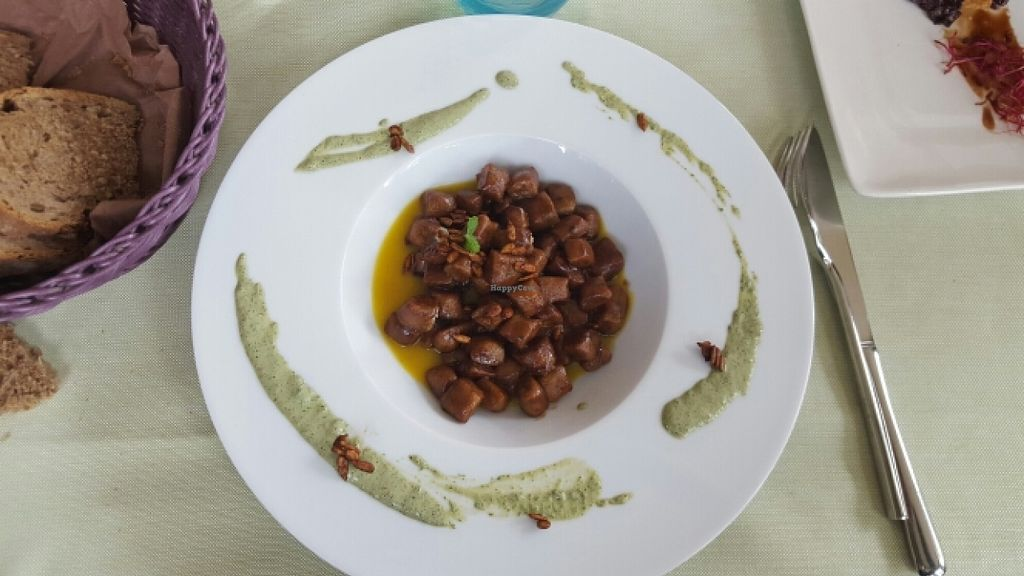 """Photo of GhEA  by <a href=""""/members/profile/6ant9"""">6ant9</a> <br/>gnocchi alle castagne  <br/> March 27, 2016  - <a href='/contact/abuse/image/37136/141487'>Report</a>"""