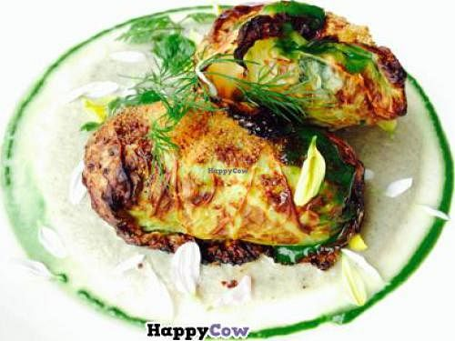 """Photo of GhEA  by <a href=""""/members/profile/devu"""">devu</a> <br/>Cabbage rolls with spelt and other delicious veggies on mushroom cream <br/> November 9, 2013  - <a href='/contact/abuse/image/37136/58212'>Report</a>"""