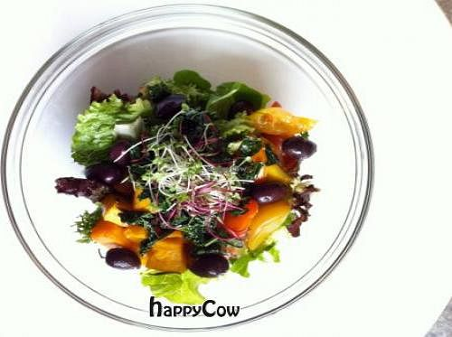 "Photo of CLOSED: UVA  by <a href=""/members/profile/RamLovesEarth"">RamLovesEarth</a> <br/>Fresh Crispy Salad <br/> February 27, 2013  - <a href='/contact/abuse/image/37158/44773'>Report</a>"