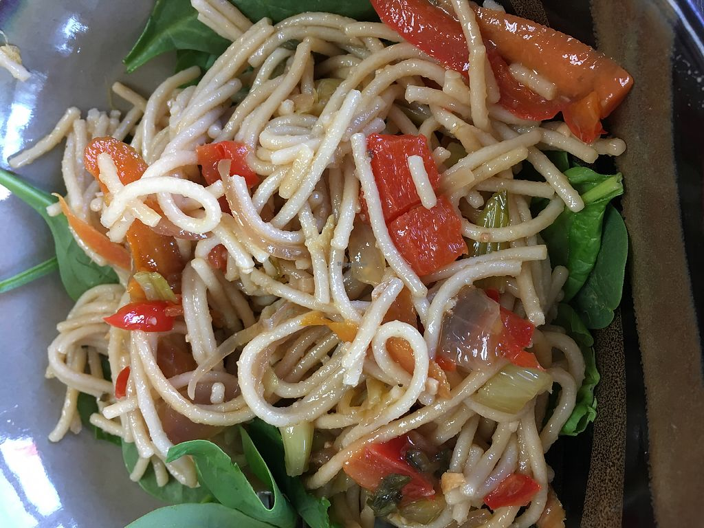 """Photo of Whole Life Natural Market  by <a href=""""/members/profile/Scholemillers"""">Scholemillers</a> <br/>Veggie lo mein <br/> October 11, 2017  - <a href='/contact/abuse/image/37181/314277'>Report</a>"""