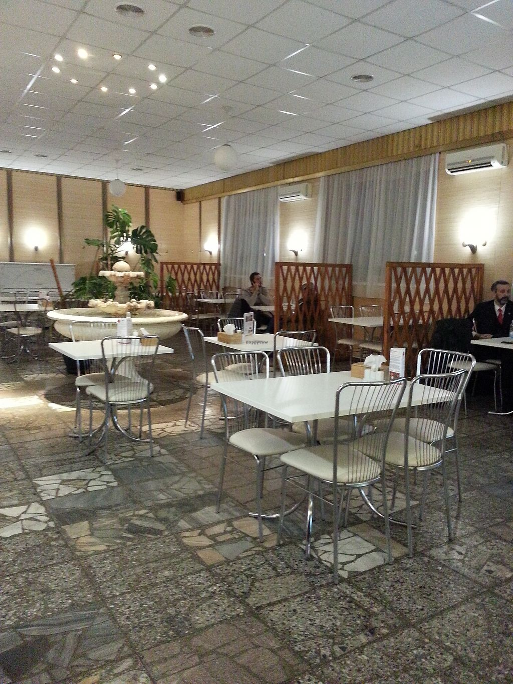 "Photo of Ayurveda Cafe  by <a href=""/members/profile/KA%26DinKyiv"">KA&DinKyiv</a> <br/>Looking toward the main dining area from the servery/counter <br/> October 12, 2017  - <a href='/contact/abuse/image/37183/314485'>Report</a>"