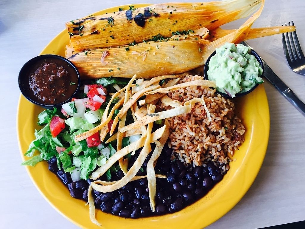 """Photo of Senor Veggie  by <a href=""""/members/profile/BekahJoy"""">BekahJoy</a> <br/>Tamales <br/> November 11, 2016  - <a href='/contact/abuse/image/37190/188708'>Report</a>"""