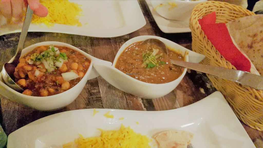 """Photo of Nirvana  by <a href=""""/members/profile/vegankiwis"""">vegankiwis</a> <br/>Vegan curry in Vienna <br/> June 30, 2017  - <a href='/contact/abuse/image/37193/275064'>Report</a>"""
