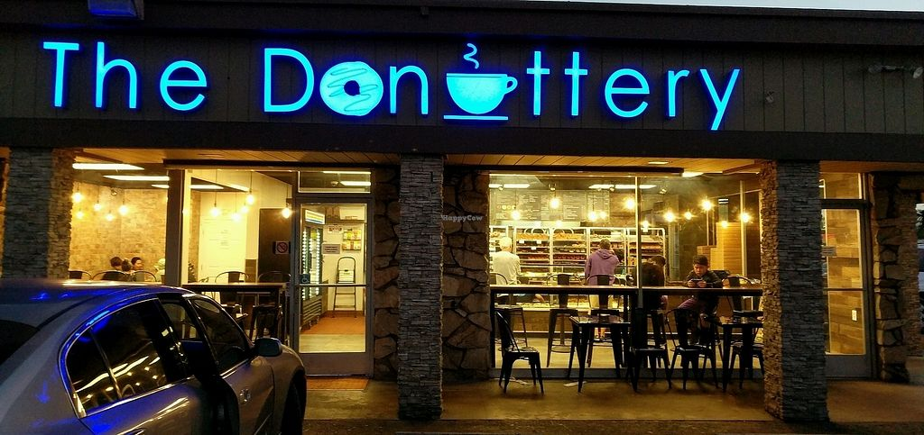 """Photo of The Donuttery  by <a href=""""/members/profile/peterlecki"""">peterlecki</a> <br/>Front door  <br/> February 12, 2018  - <a href='/contact/abuse/image/37197/358195'>Report</a>"""