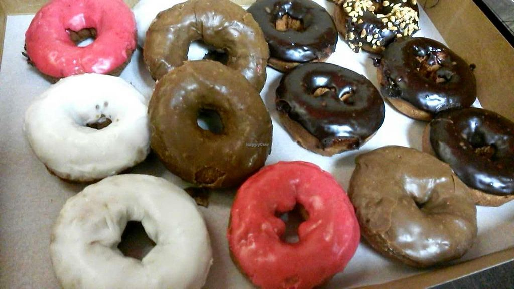 """Photo of The Donuttery  by <a href=""""/members/profile/LiilyPadd"""">LiilyPadd</a> <br/>Lots of donuts <br/> February 2, 2015  - <a href='/contact/abuse/image/37197/92014'>Report</a>"""