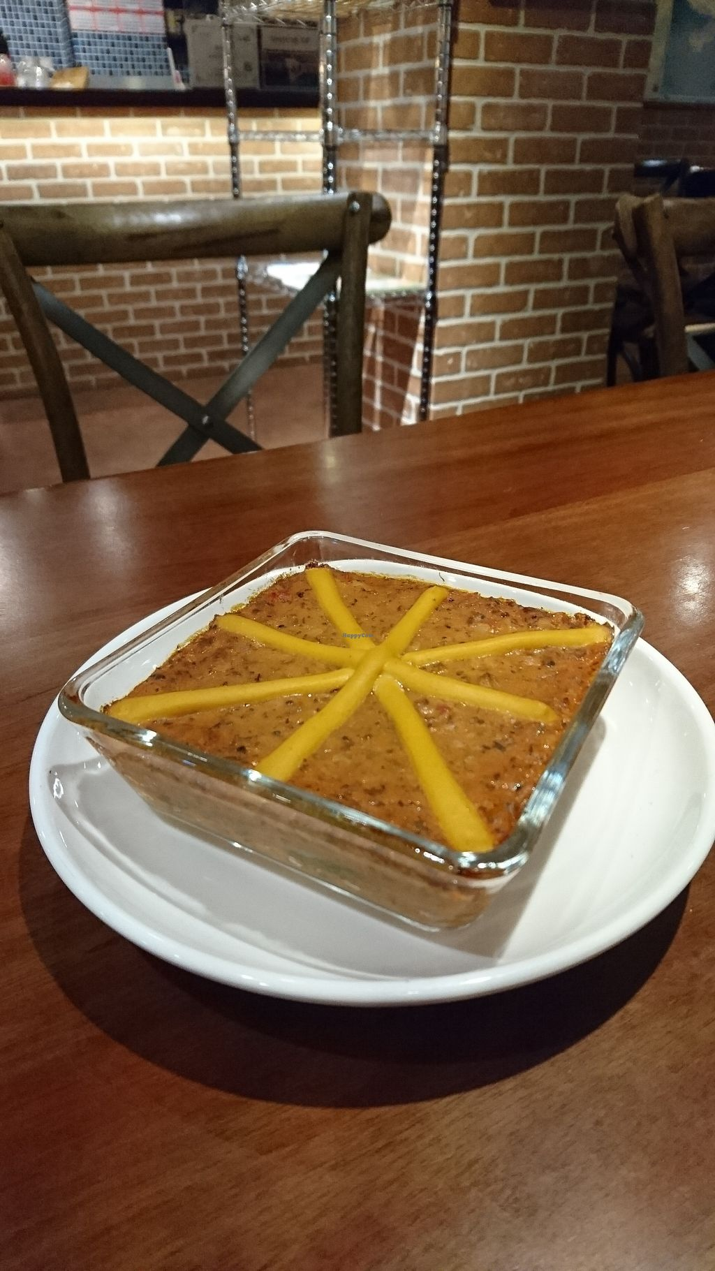 """Photo of Fresh Bakery & Cafe - Vegan Taipei  by <a href=""""/members/profile/V-for-Vegan"""">V-for-Vegan</a> <br/>Lasagne <br/> March 19, 2018  - <a href='/contact/abuse/image/37227/372922'>Report</a>"""