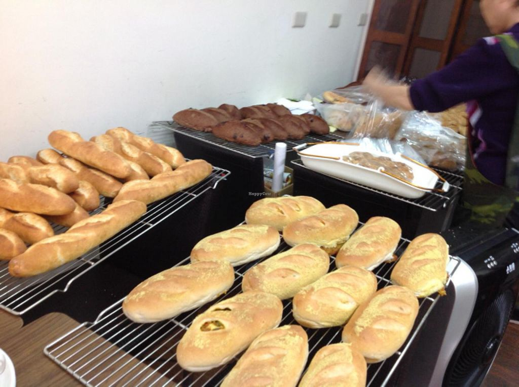 """Photo of Fresh Bakery & Cafe - Vegan Taipei  by <a href=""""/members/profile/Lbeboipinoy"""">Lbeboipinoy</a> <br/>bakery <br/> March 16, 2014  - <a href='/contact/abuse/image/37227/66043'>Report</a>"""