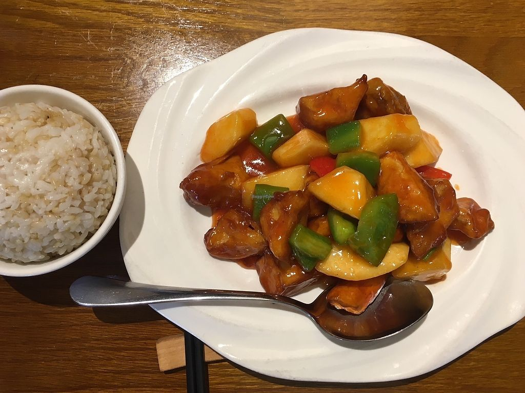 """Photo of Vegetarian Garden  by <a href=""""/members/profile/Stevia"""">Stevia</a> <br/>Sweet and sour vegetables <br/> February 1, 2018  - <a href='/contact/abuse/image/37272/353434'>Report</a>"""