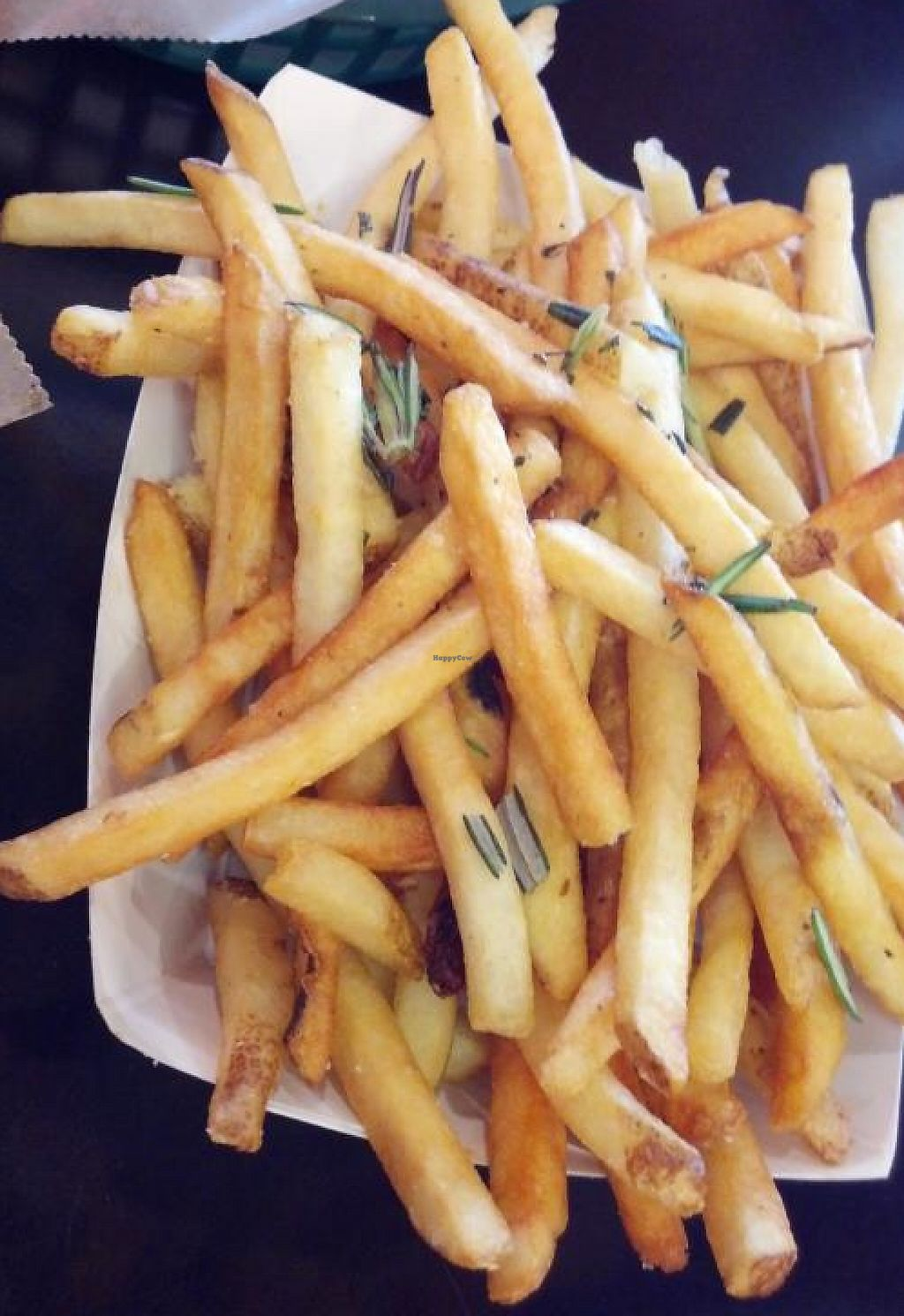 """Photo of Toasted  by <a href=""""/members/profile/Chucky"""">Chucky</a> <br/>Natural Cut Fries in Truffle Oil w/ Rosemary <br/> April 22, 2013  - <a href='/contact/abuse/image/37314/197444'>Report</a>"""