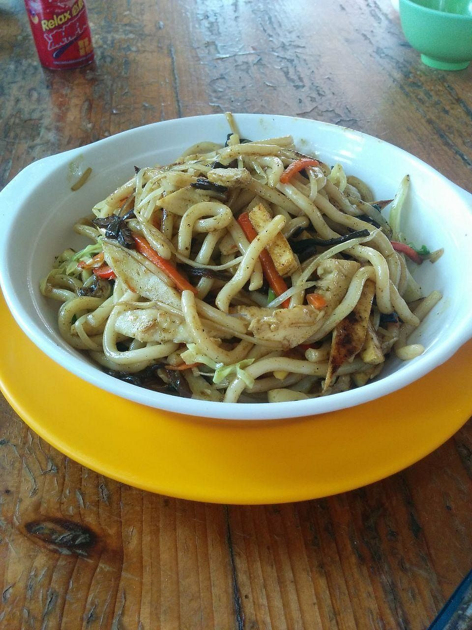 "Photo of Ten Thousand Buddhas Monastery Vegetarian Canteen  by <a href=""/members/profile/FlokiTheCat"">FlokiTheCat</a> <br/>Fried noodles Singapore style <br/> June 27, 2017  - <a href='/contact/abuse/image/37398/273934'>Report</a>"