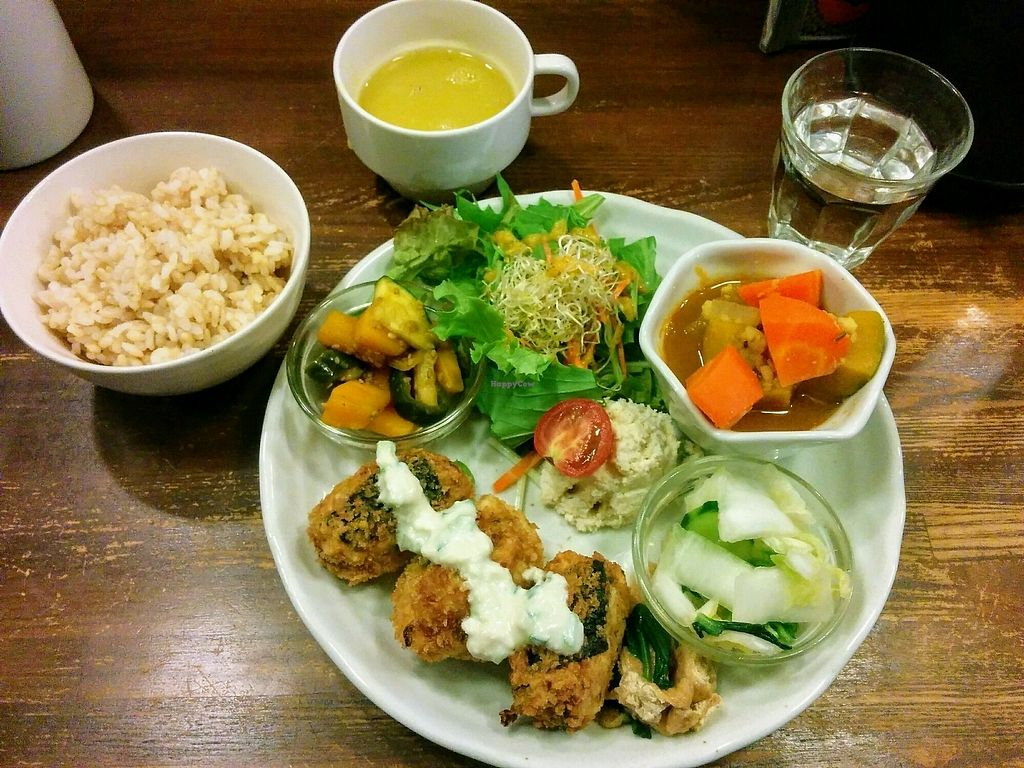 """Photo of Gopinatha  by <a href=""""/members/profile/seiji"""">seiji</a> <br/>great lunch <br/> September 24, 2017  - <a href='/contact/abuse/image/37400/307909'>Report</a>"""