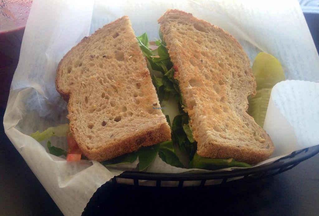 "Photo of The Greenhouse  by <a href=""/members/profile/AbbyOBrien"">AbbyOBrien</a> <br/>Veggie sandwich on whole grain  <br/> July 23, 2014  - <a href='/contact/abuse/image/37435/202078'>Report</a>"