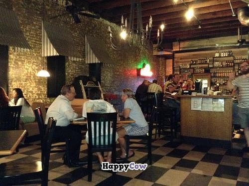 """Photo of Bleu Pub  by <a href=""""/members/profile/Julie%20R"""">Julie R</a> <br/>Cool space.  I loved the decor and character of the place.  It was a clean, open space with lots of tables and booths, a big bar area, and a pool table in the back area <br/> July 30, 2013  - <a href='/contact/abuse/image/37437/52473'>Report</a>"""