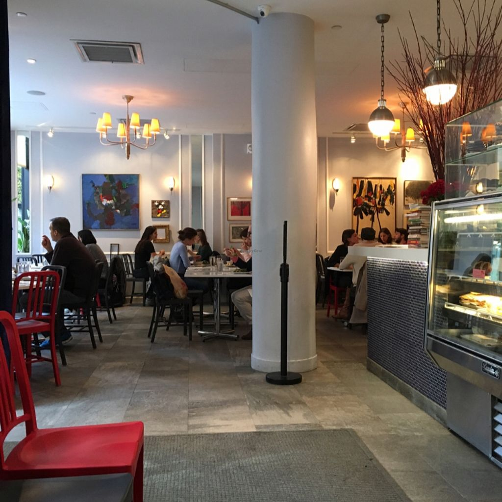 """Photo of Peacefood Cafe - Downtown  by <a href=""""/members/profile/ellieannao"""">ellieannao</a> <br/>middle <br/> November 27, 2015  - <a href='/contact/abuse/image/37453/126270'>Report</a>"""