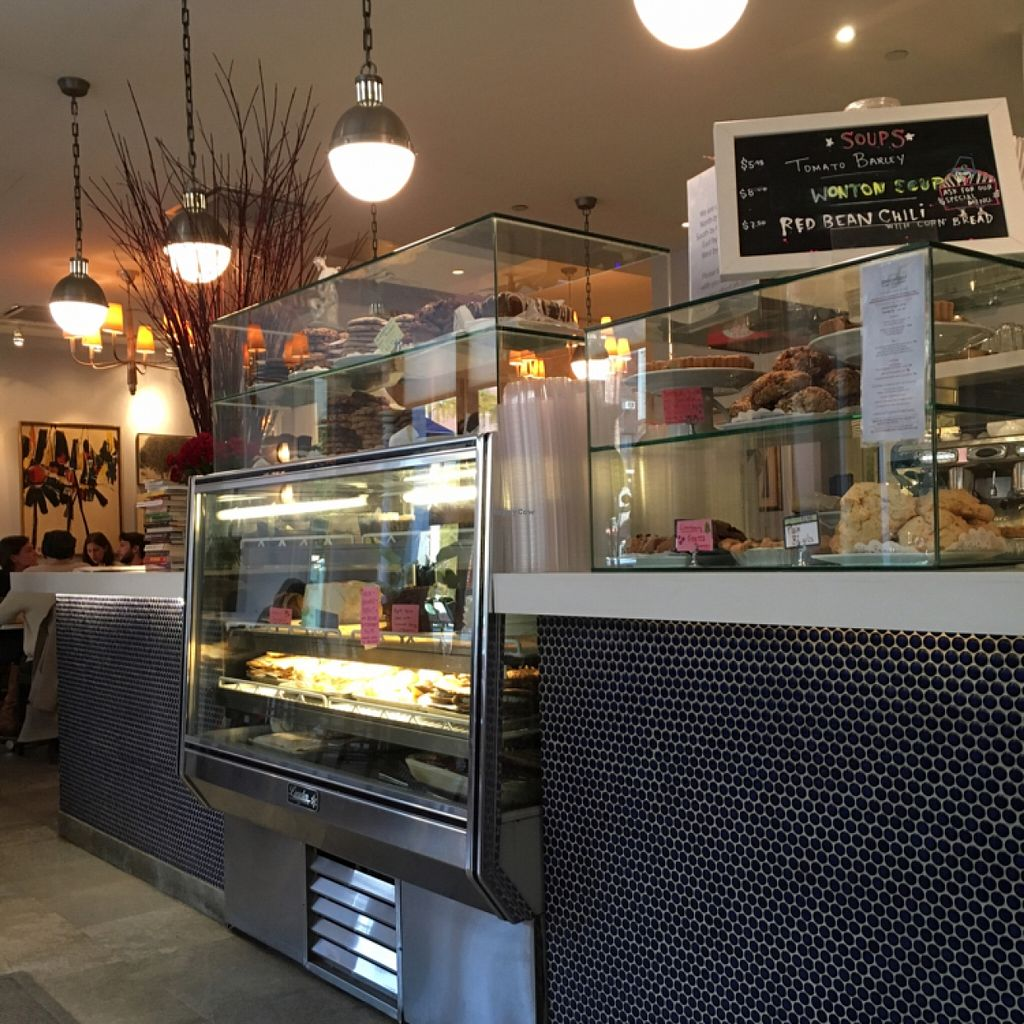 """Photo of Peacefood Cafe - Downtown  by <a href=""""/members/profile/ellieannao"""">ellieannao</a> <br/>beginning <br/> November 27, 2015  - <a href='/contact/abuse/image/37453/126271'>Report</a>"""