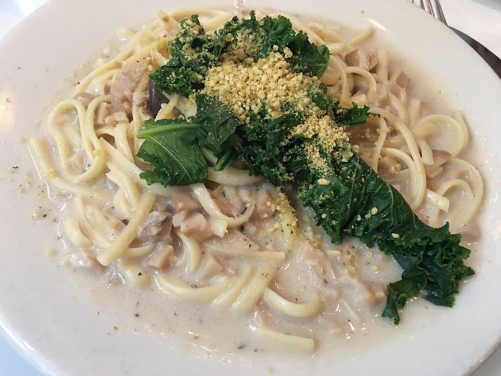 """Photo of Peacefood Cafe - Downtown  by <a href=""""/members/profile/gwild"""">gwild</a> <br/>linguine <br/> August 10, 2017  - <a href='/contact/abuse/image/37453/291336'>Report</a>"""