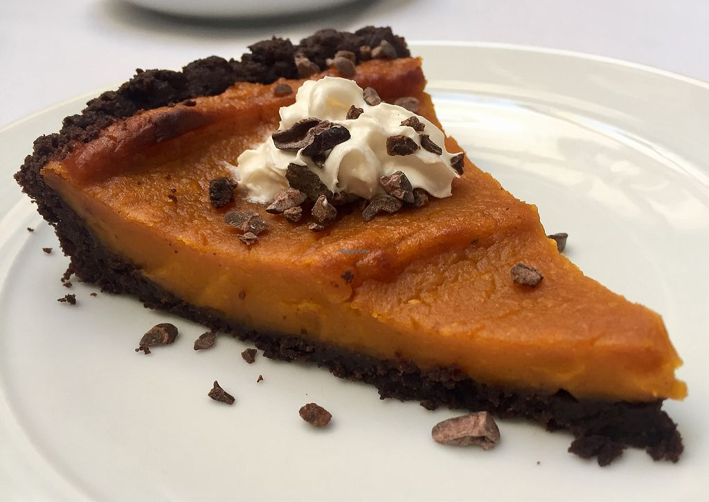 "Photo of Crossroads Kitchen  by <a href=""/members/profile/VeganCookieLover"">VeganCookieLover</a> <br/>Chocolate tart  <br/> November 26, 2017  - <a href='/contact/abuse/image/37466/329481'>Report</a>"