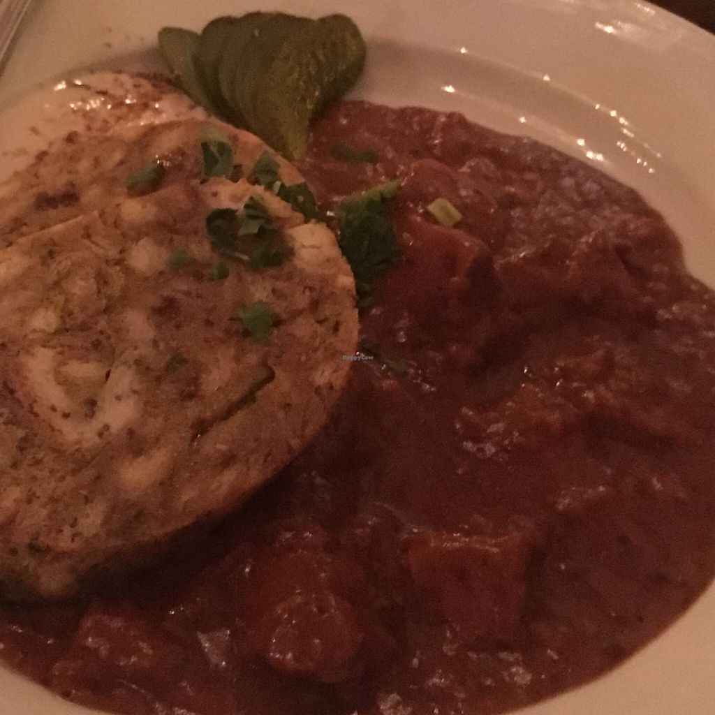 """Photo of Harvest Cafe Bistrot  by <a href=""""/members/profile/KimMartin"""">KimMartin</a> <br/>Goulash  <br/> May 24, 2017  - <a href='/contact/abuse/image/37469/262176'>Report</a>"""