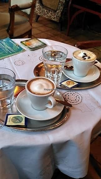 """Photo of Harvest Cafe Bistrot  by <a href=""""/members/profile/KristynaHerkova"""">KristynaHerkova</a> <br/>An irish coffee + a capuccino <br/> December 26, 2017  - <a href='/contact/abuse/image/37469/339220'>Report</a>"""
