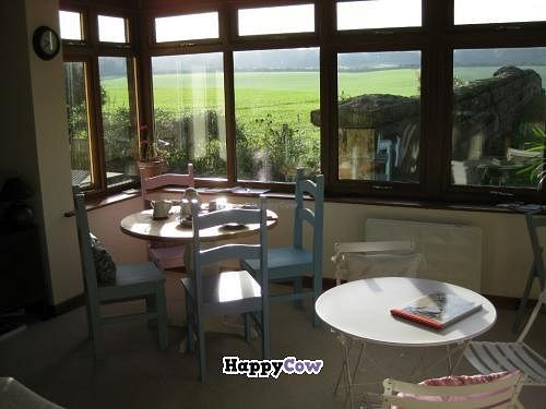 """Photo of Loaf BnB  by <a href=""""/members/profile/svenja"""">svenja</a> <br/>The conservatory, where breakfast is served <br/> October 27, 2013  - <a href='/contact/abuse/image/37483/57375'>Report</a>"""