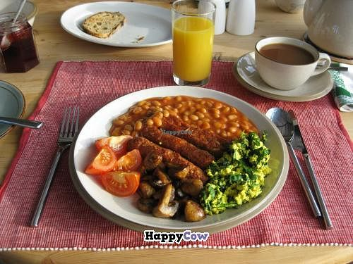 """Photo of Loaf BnB  by <a href=""""/members/profile/svenja"""">svenja</a> <br/>The 'full veggie' breakfast. Delicious! <br/> October 27, 2013  - <a href='/contact/abuse/image/37483/57376'>Report</a>"""
