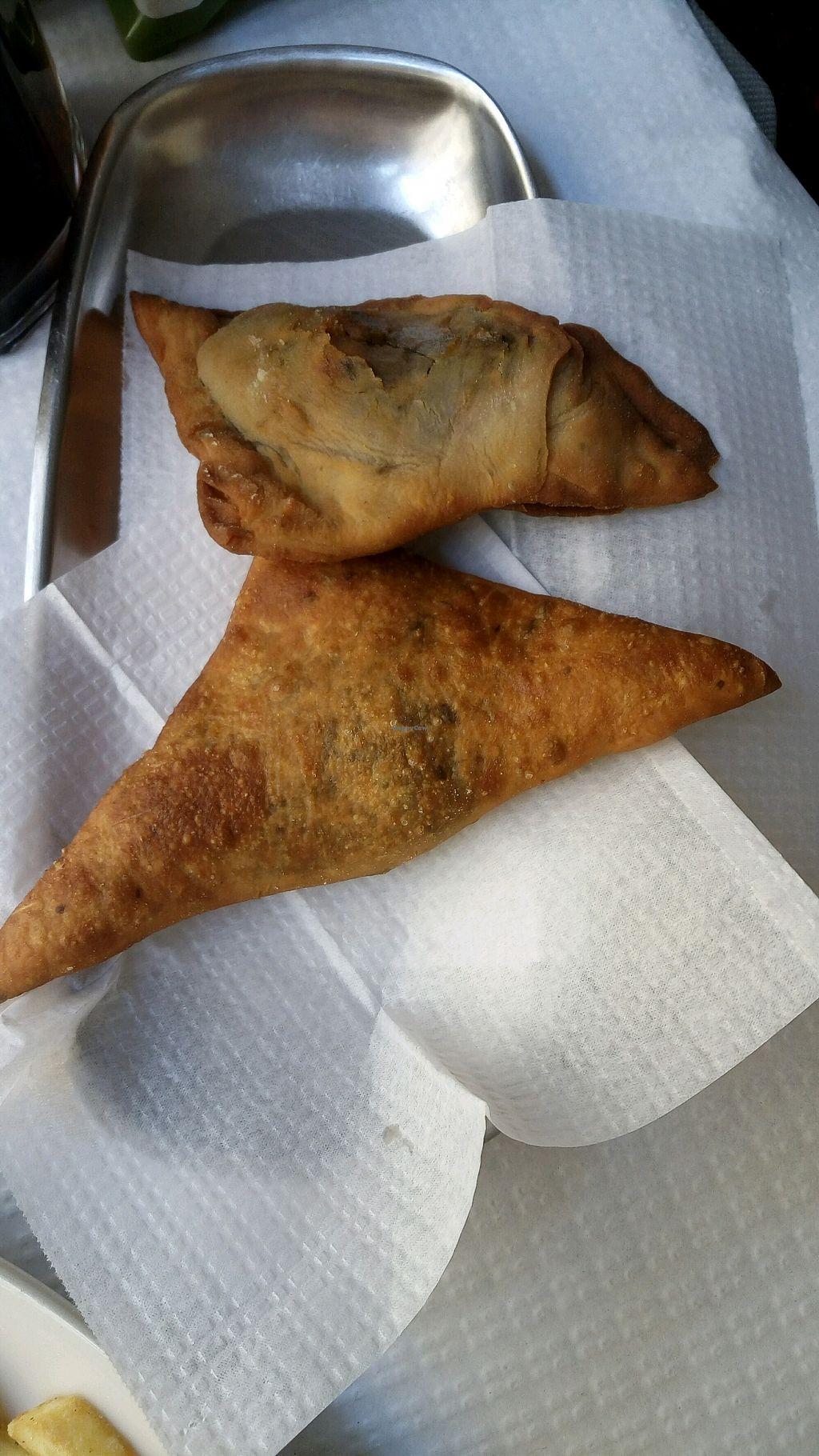 """Photo of Sabores do Sebouh  by <a href=""""/members/profile/%D7%A0%D7%95%D7%A4%D7%A8"""">נופר</a> <br/>kind of empanada <br/> September 16, 2017  - <a href='/contact/abuse/image/37498/305005'>Report</a>"""