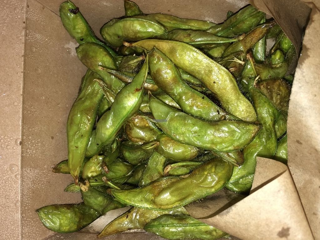 """Photo of The Herb Box  by <a href=""""/members/profile/Tigra220"""">Tigra220</a> <br/>Crisp Fried Edamame <br/> August 29, 2016  - <a href='/contact/abuse/image/37508/172094'>Report</a>"""
