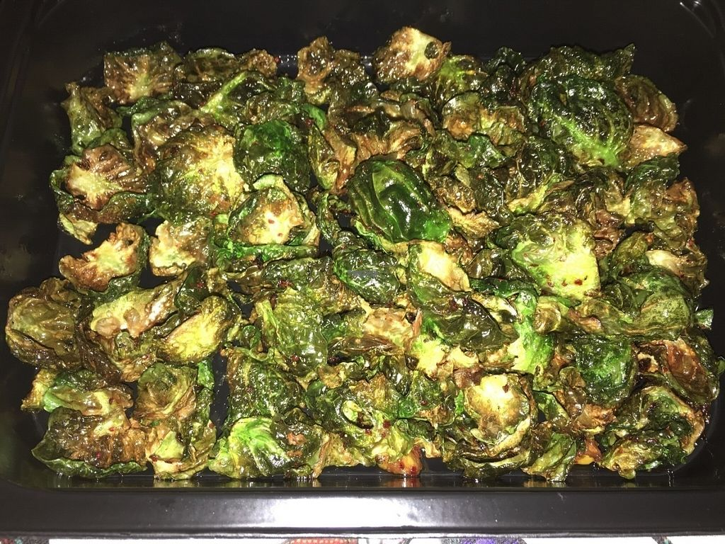 """Photo of The Herb Box  by <a href=""""/members/profile/Tigra220"""">Tigra220</a> <br/>Crisp Brussels Sprouts Chips <br/> August 29, 2016  - <a href='/contact/abuse/image/37508/172096'>Report</a>"""