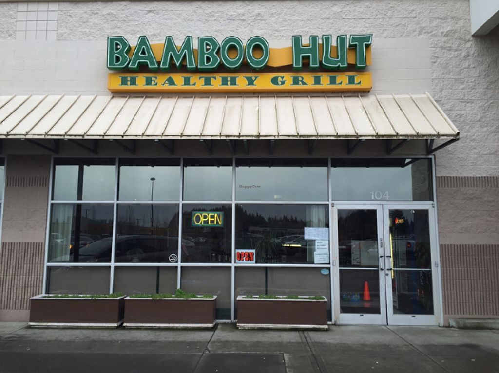 """Photo of CLOSED: Bamboo Hut  by <a href=""""/members/profile/notameat"""">notameat</a> <br/>Store front <br/> January 20, 2016  - <a href='/contact/abuse/image/37520/133104'>Report</a>"""