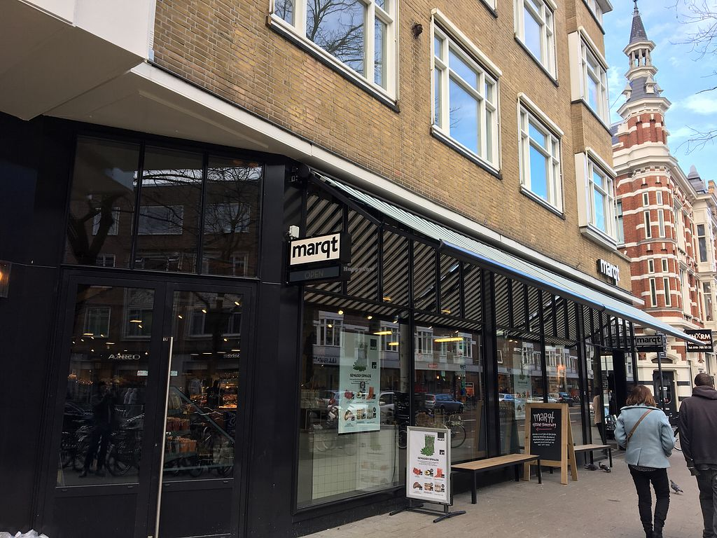 """Photo of Marqt Nieuwe Binnenweg  by <a href=""""/members/profile/Marianne1967"""">Marianne1967</a> <br/>On the new location; Nieuwe Binnenweg <br/> March 11, 2018  - <a href='/contact/abuse/image/37531/369280'>Report</a>"""