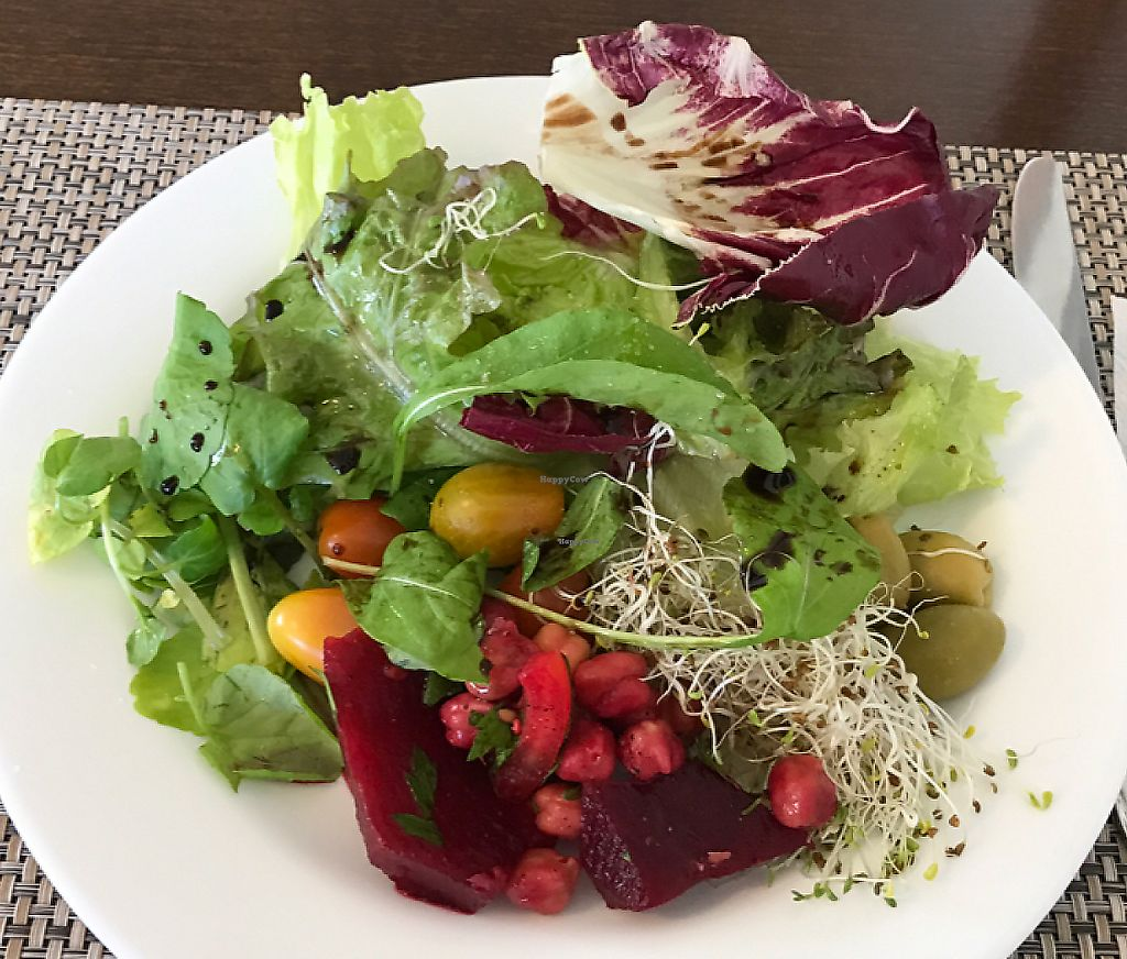 "Photo of Mahatma Gourmet  by <a href=""/members/profile/Paolla"">Paolla</a> <br/>Salad's options <br/> March 26, 2017  - <a href='/contact/abuse/image/37551/308003'>Report</a>"