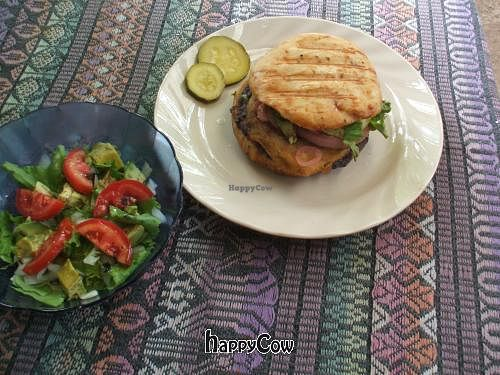 """Photo of Las Lagartijas  by <a href=""""/members/profile/lagartijas"""">lagartijas</a> <br/>Grilled Mexican Eggplant Torta    <br/> March 31, 2013  - <a href='/contact/abuse/image/37552/46325'>Report</a>"""