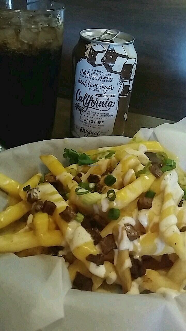 """Photo of The Happy Hooligans  by <a href=""""/members/profile/jmcorollo"""">jmcorollo</a> <br/>Bacon ranch cheese fries <br/> November 3, 2017  - <a href='/contact/abuse/image/3758/321433'>Report</a>"""