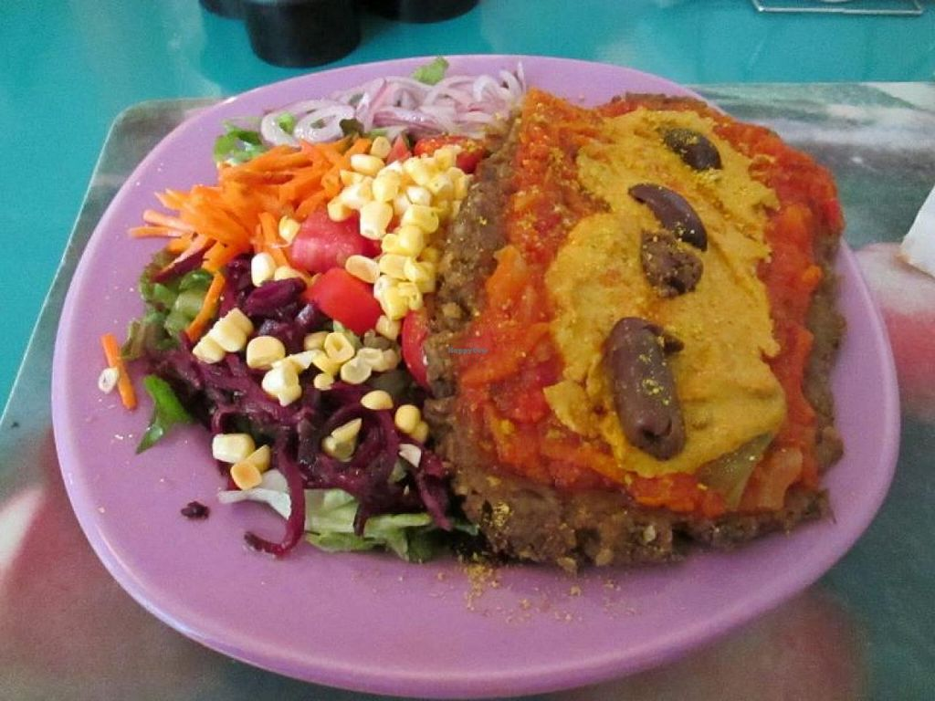"""Photo of Chirimoya  by <a href=""""/members/profile/choogirl"""">choogirl</a> <br/>Vegan meal <br/> January 14, 2014  - <a href='/contact/abuse/image/37591/62515'>Report</a>"""