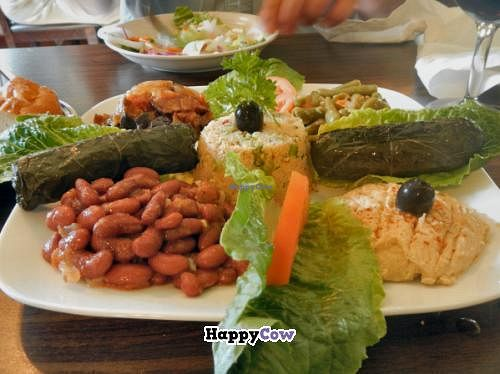 """Photo of Istanbul Restaurant  by <a href=""""/members/profile/SaletteAndrews"""">SaletteAndrews</a> <br/>Mixed Appetizer <br/> July 30, 2013  - <a href='/contact/abuse/image/37592/52423'>Report</a>"""