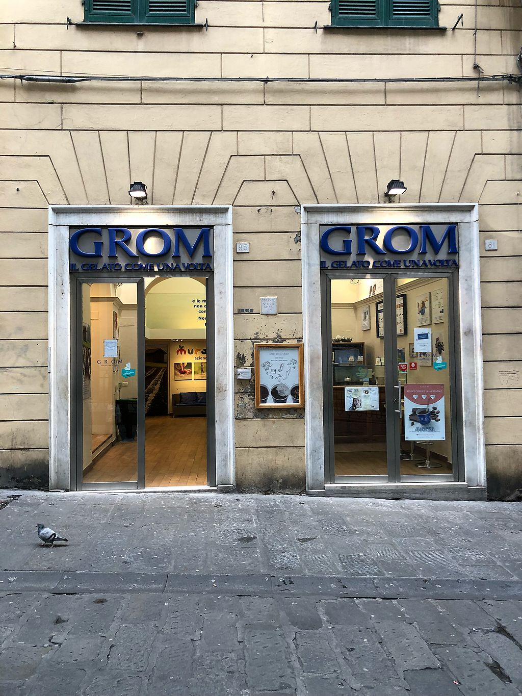 "Photo of Grom - San Lorenzo  by <a href=""/members/profile/_hael"">_hael</a> <br/>Storefront <br/> February 16, 2018  - <a href='/contact/abuse/image/37629/360046'>Report</a>"