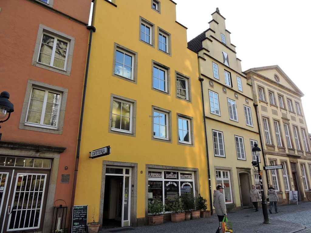 "Photo of Cafeteria-Trattoria Am Rathaus  by <a href=""/members/profile/Yilla"">Yilla</a> <br/>Front of restaurant <br/> April 6, 2015  - <a href='/contact/abuse/image/37663/98004'>Report</a>"