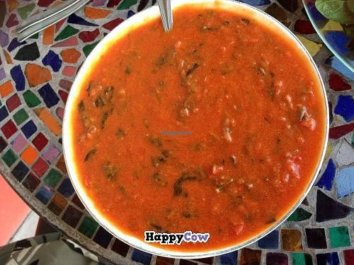 """Photo of Whole Foods Trading Co Store & Cafe  by <a href=""""/members/profile/Labylala"""">Labylala</a> <br/>Herb basil soup <br/> August 29, 2013  - <a href='/contact/abuse/image/37675/54000'>Report</a>"""