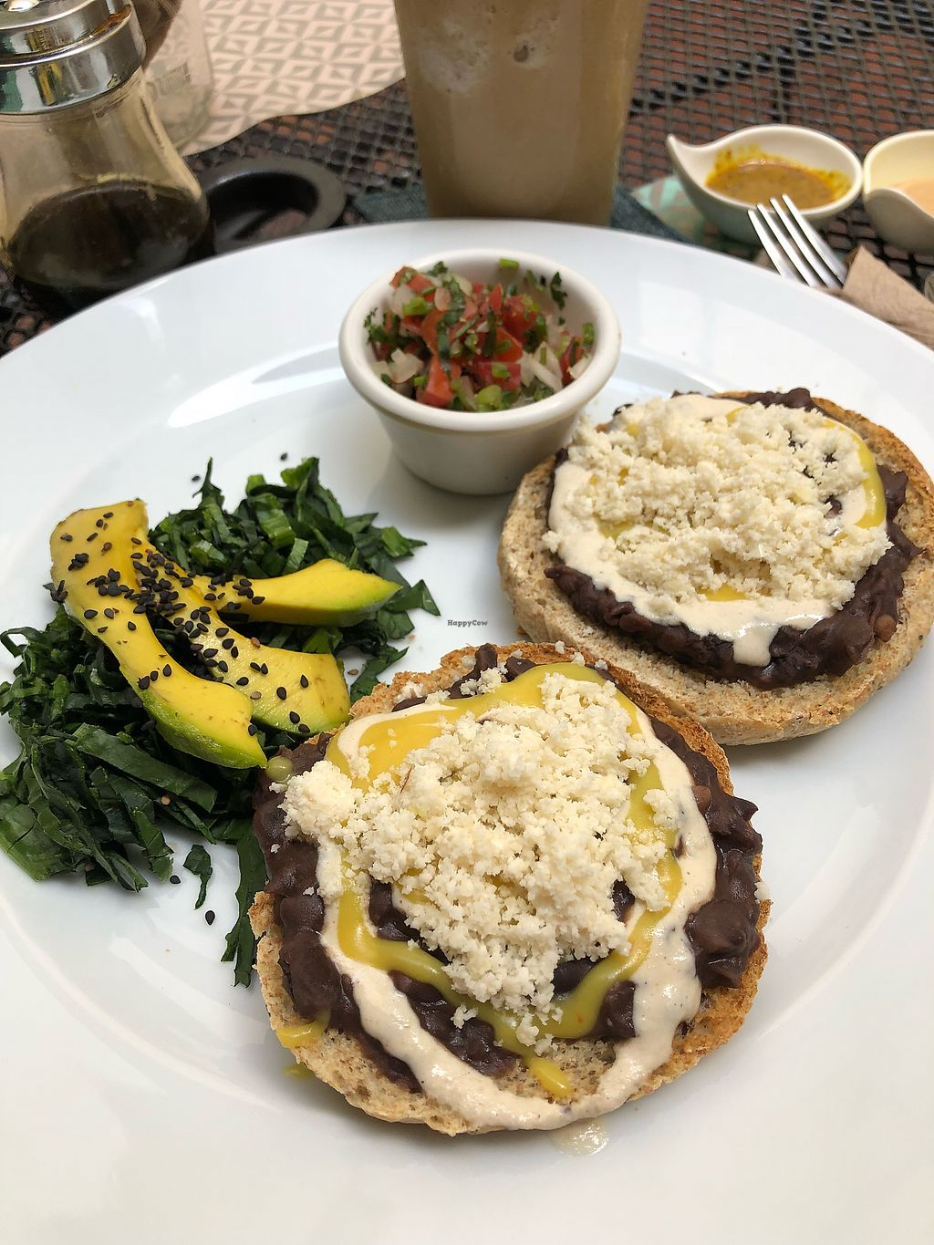"Photo of La Senda Restaurante  by <a href=""/members/profile/natveganmermaid"">natveganmermaid</a> <br/>Yummy molletes  <br/> May 7, 2018  - <a href='/contact/abuse/image/37678/396316'>Report</a>"