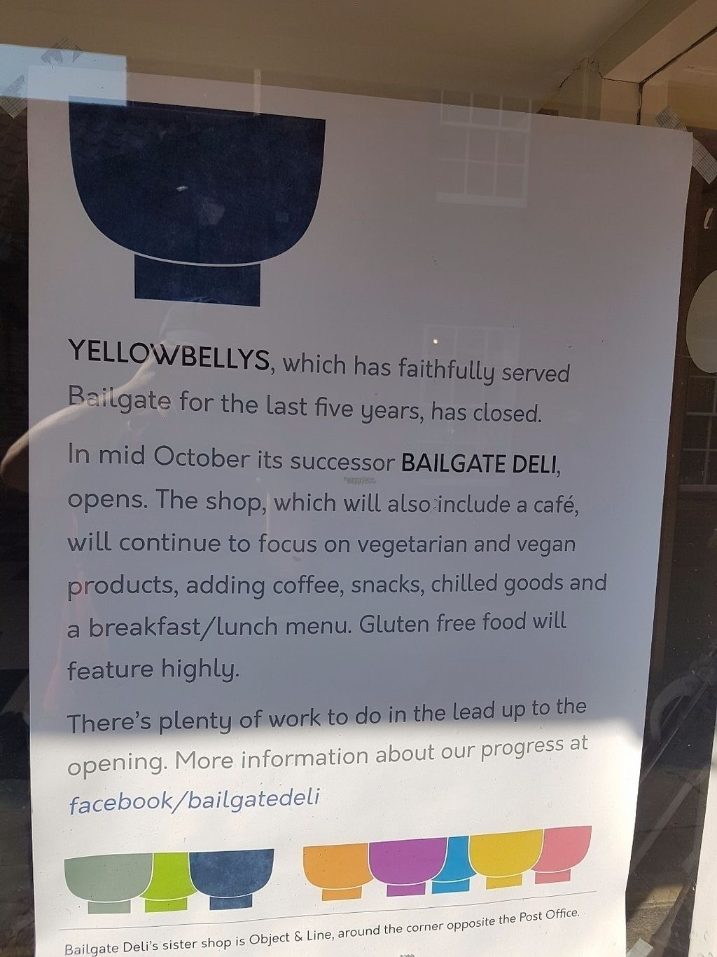 "Photo of CLOSED: Yellowbellys of Bailgate  by <a href=""/members/profile/T%20Hewitt"">T Hewitt</a> <br/>Message about closure <br/> September 14, 2016  - <a href='/contact/abuse/image/37720/175637'>Report</a>"