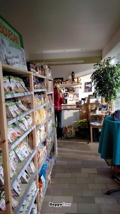 """Photo of REMOVED: Veggiemaid Shop  by <a href=""""/members/profile/Yilla"""">Yilla</a> <br/>all vegan food <br/> December 21, 2013  - <a href='/contact/abuse/image/37728/60627'>Report</a>"""