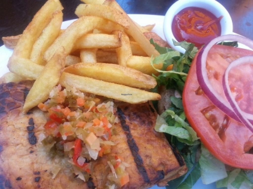 """Photo of Veggie Grill  by <a href=""""/members/profile/eric"""">eric</a> <br/>Bali bliss <br/> September 7, 2015  - <a href='/contact/abuse/image/37736/116715'>Report</a>"""