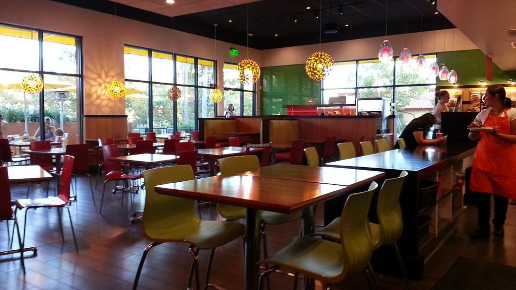 """Photo of Veggie Grill  by <a href=""""/members/profile/eric"""">eric</a> <br/>inside <br/> August 17, 2014  - <a href='/contact/abuse/image/37736/77320'>Report</a>"""
