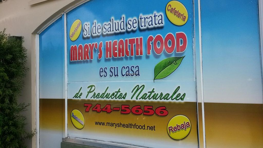 """Photo of Mary's Health Food  by <a href=""""/members/profile/DaKingSon"""">DaKingSon</a> <br/>Store front <br/> February 1, 2015  - <a href='/contact/abuse/image/37753/91926'>Report</a>"""