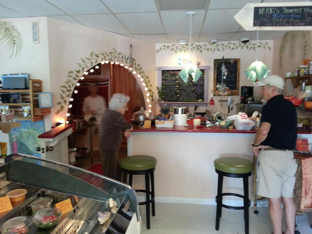 """Photo of The Sanibel Sprout  by <a href=""""/members/profile/SkipStein"""">SkipStein</a> <br/>Interior of The Sanibel Sprout <br/> March 6, 2014  - <a href='/contact/abuse/image/37754/65403'>Report</a>"""
