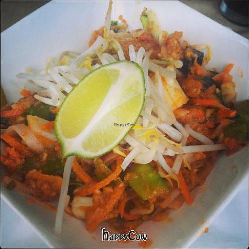 """Photo of Salt Shaker Deli  by <a href=""""/members/profile/QuothTheRaven"""">QuothTheRaven</a> <br/>Vegan pad thai <br/> June 6, 2013  - <a href='/contact/abuse/image/37758/49266'>Report</a>"""